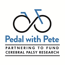 Pedal with Pete Foundation logo