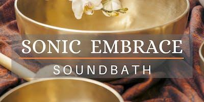 Sonic Embrace: Sound Bath