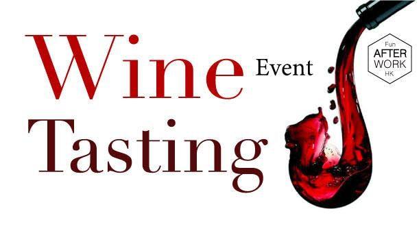 Wine Tasting Event in Causeway Bay