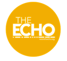 We Are the ECHO logo