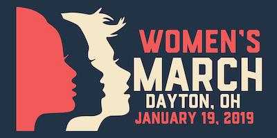 Women's March 2019 Dayton OH