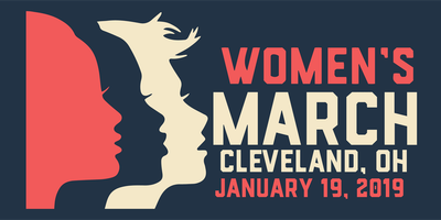 Women's March 2019 Cleveland OH