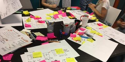 Innovation and Design Sprints - get the work of months done in 5 days