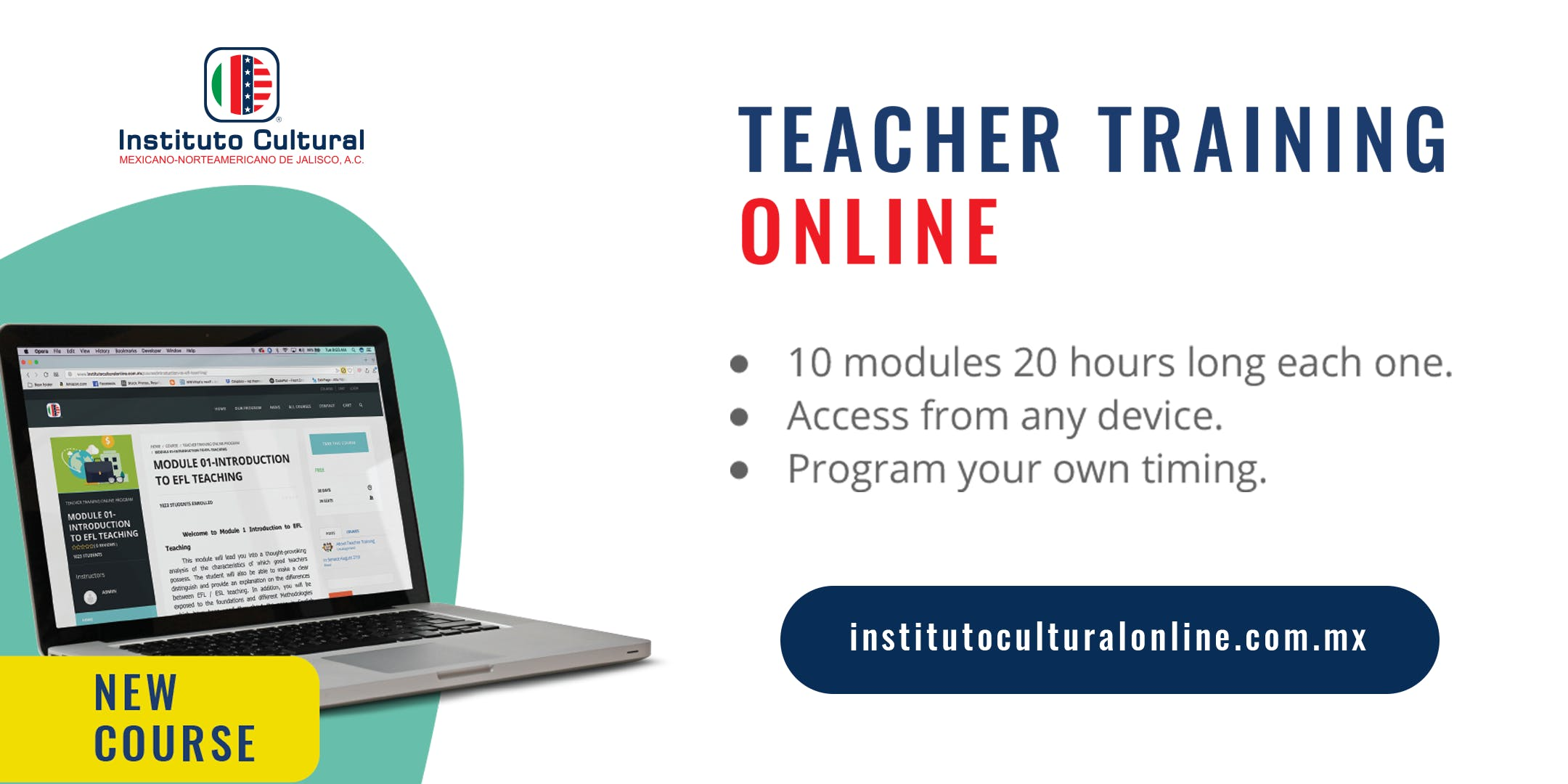 Presentación Teacher Training Online