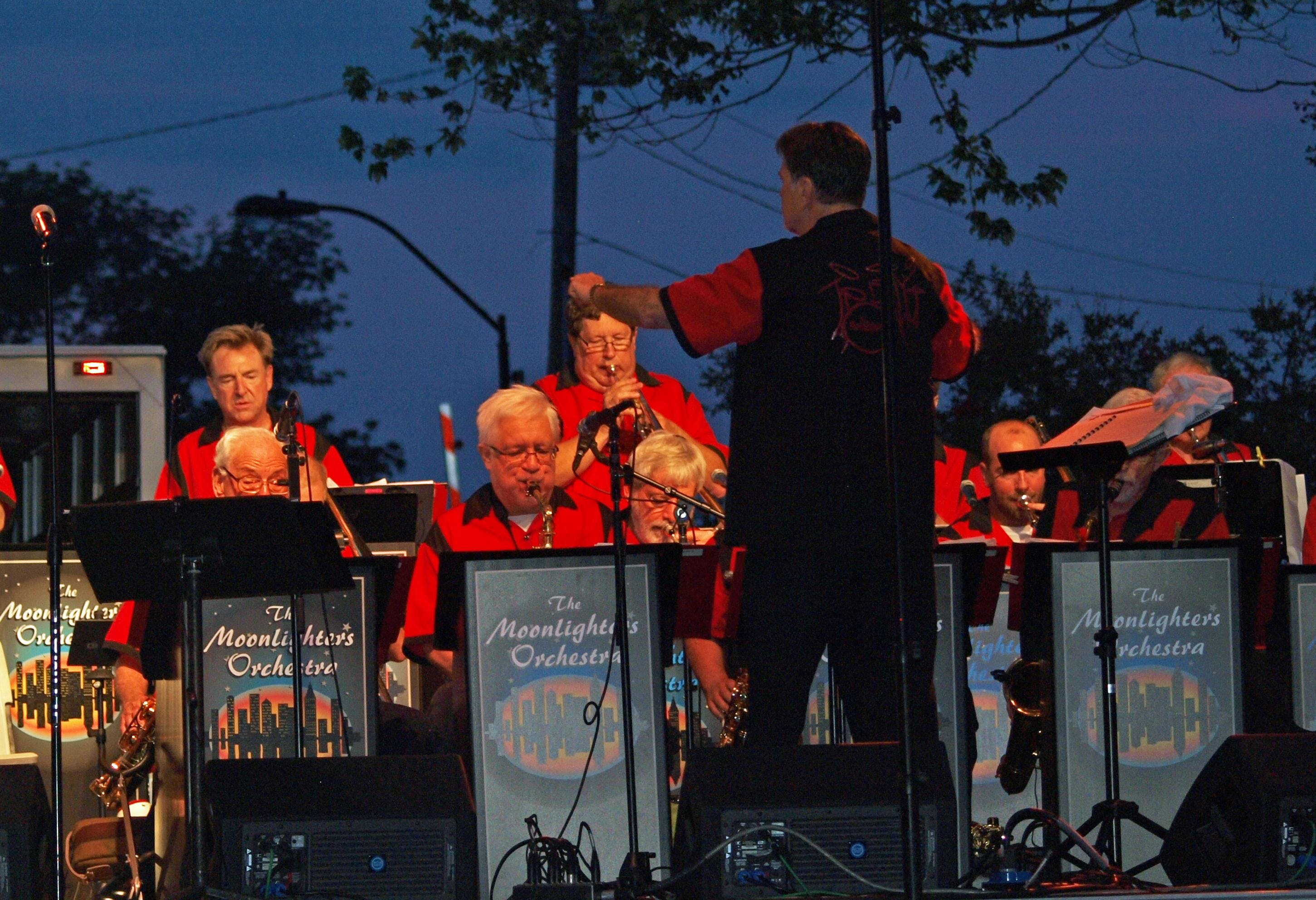 LCAC Concert: The Moonlighters Orchestra