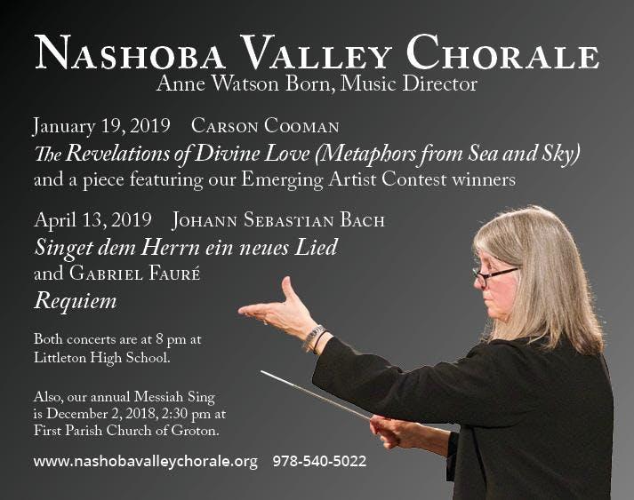 The Nashoba Valley Chorale 2019 Winter Concer