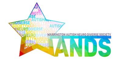 Warrington Autism Neuro Diverse Society (WANDS)  Cafe