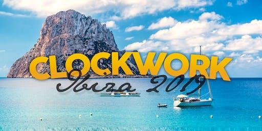Clockwork Orange Ibiza Boat Party 2019
