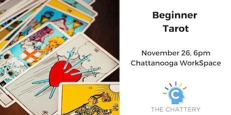 Beginner Tarot tickets