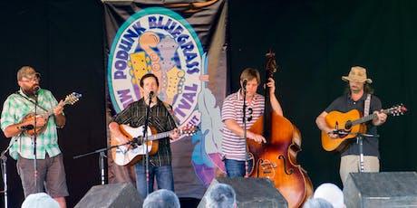23rd Podunk Bluegrass Music Festival tickets
