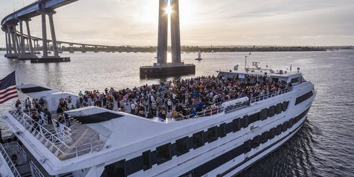 Happiness Pride Tea Dance & Escapade Sunset Cruise San Diego Pride 2019