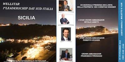 1 LEADERSCHIP DAY SUD ITALIA  SICILIA