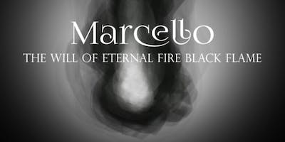 Ngh records Marcello blackflame tour