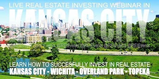 Wholesaling Real Estate in Kansas - Webinar