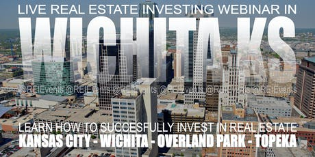 Investing in Kansas Real Estate Orientation Webinar tickets