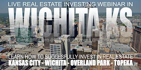 Investing in Kansas Real Estate Orientation Webinar tickets