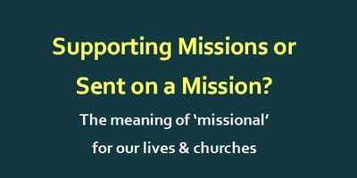 """Public Lecture: \""""Supporting Missions or Sent on a Mission?\"""""""