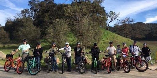 First Sunday Electric Bike Ride