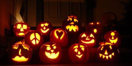 Pumpkin Carving Workshop tickets