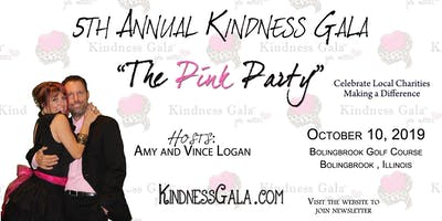 5th Annual Kindness Gala - The Pink Party
