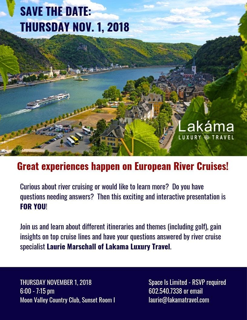 River Cruise Night
