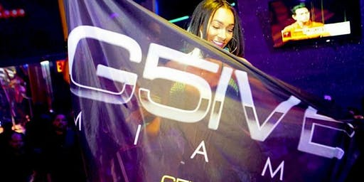 The Official G5IVE Open Bar & Party Bus Package | G5IVE MIAMI | KOD MIAMI