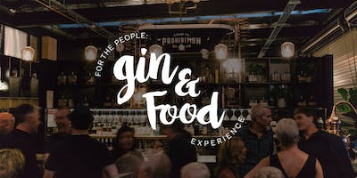 For The People: Gin & Food Experience