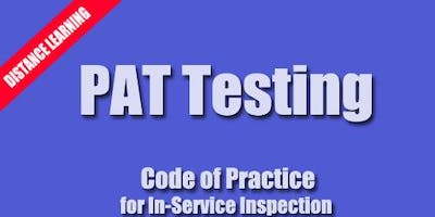 Distance Learning for PAT Testing