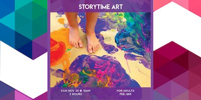 Storytime Art - Adult Class