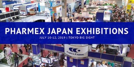 PHARMEX JAPAN EXHIBITIONS tickets