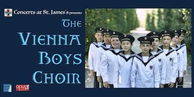 Vienna Boys Choir in Concert