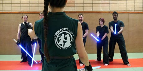 Light sabre combat (Ludosport) 4-hour intro session tickets