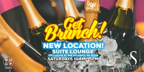 Get Brunch! Saturdays at Suite Lounge tickets