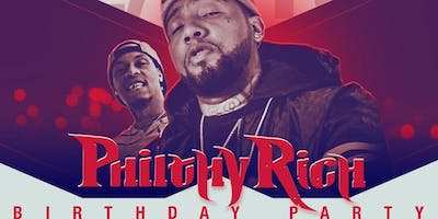 PF Entertainment Presents: Philthy Rich Birthday Party
