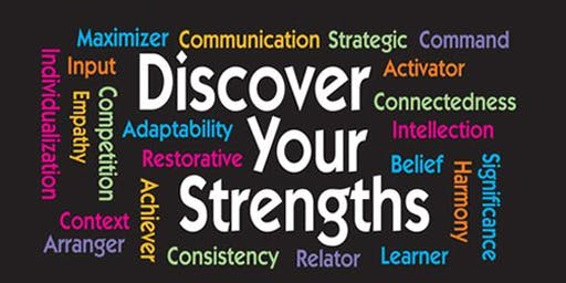 """Your Strengths Matter"" Workshop"