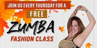 FREE Zumba Fashion Class