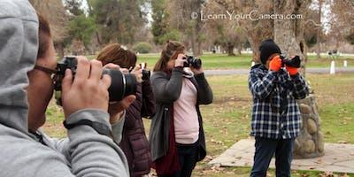 Redlands Beginner, Digital Camera Photo Class (+Get OFF of Auto!)