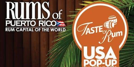 Rums of PR 2019 Pop-Up Tour - Ruins, Dallas TX tickets