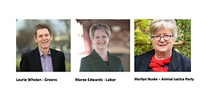 Meet the Candidates - Bendigo West