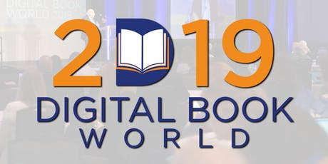 Digital Book World 2019 tickets