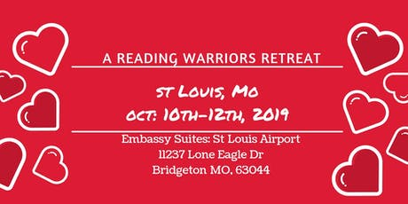 A Reading Warriors Retreat ( RWR) 2019 Tickets