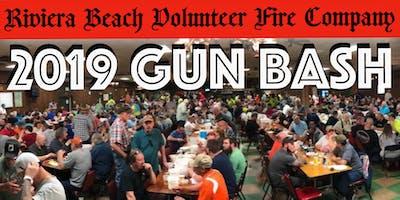 Riviera Beach Volunteer Fire Company's 2019 GUN BUSH