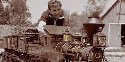 """""""Walt Disney's Trains"""" Museum Exhibition Admission"""