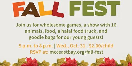 MCC's Fourth-Annual Family Fun Fall Fest