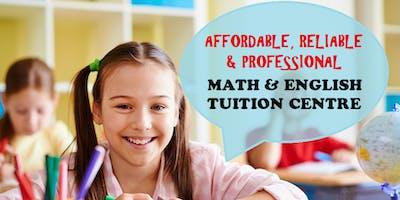 Children Maths & English - Support Class