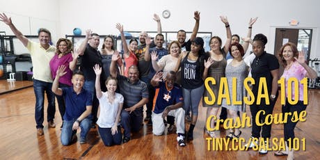 SALSA 101! How to Dance Crash Course for Beginners 07/28 tickets