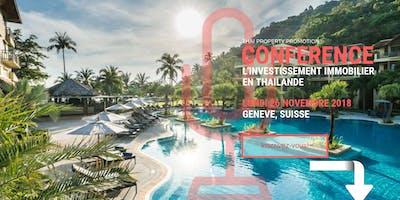 Conférence: Investir en Thaïlande - Genève