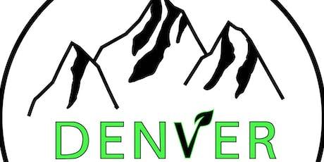 Denver Vegan Festival Tickets