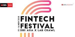 Singapore FinTech Festival DBS Asia X Lab Crawl 2018
