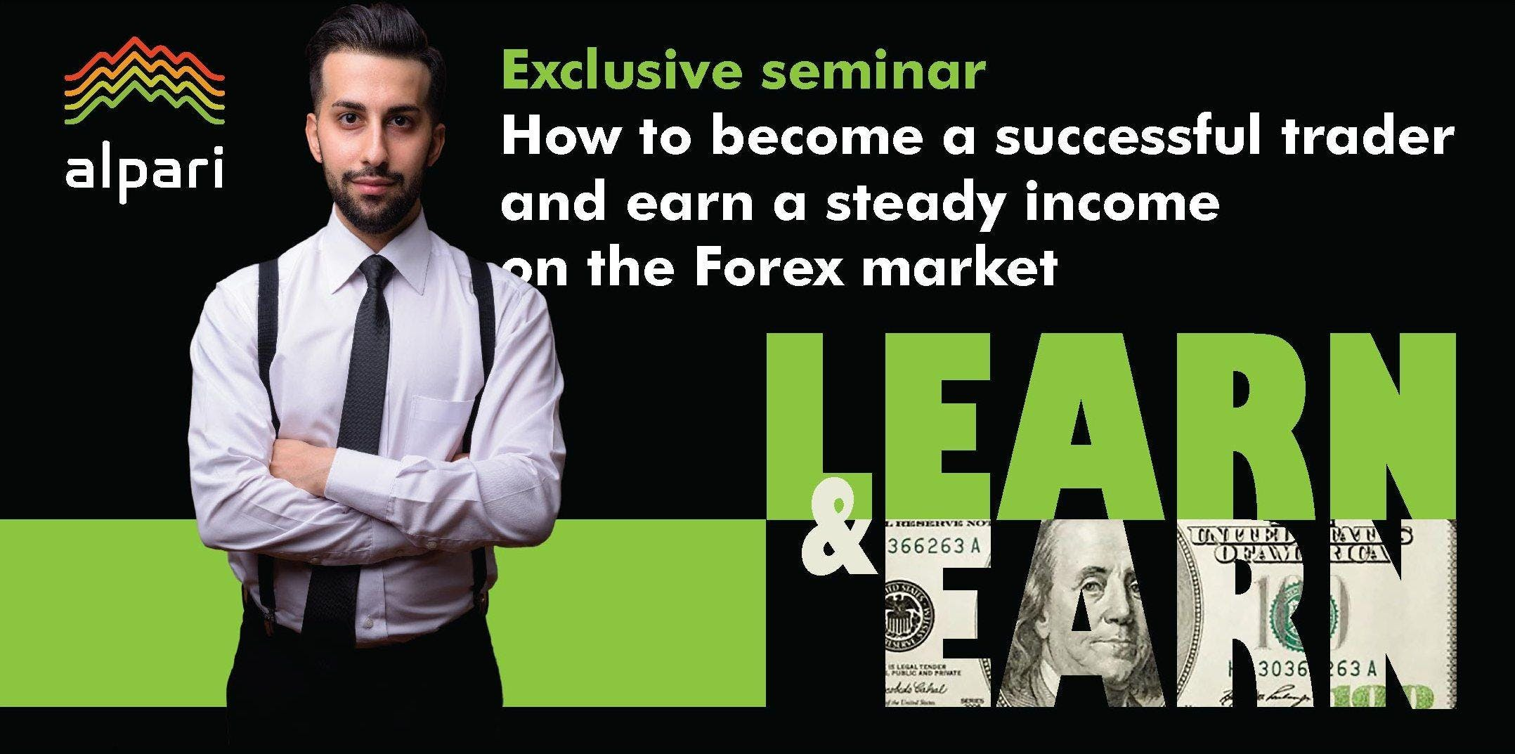 Seminar: How to become a successful trader a